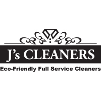 J's Cleaners Logo